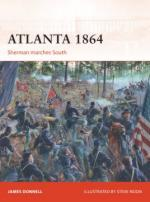 58750 - Donnell, J. - Campaign 290: Atlanta 1864. Sherman marches South