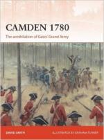 58752 - Smith, D. - Campaign 292: Camden 1780. The annihilation of Gates' Grand Army