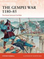 58757 - Turnbull, S. - Campaign 297: Gempei War 1180-85. Great Samurai Civil War