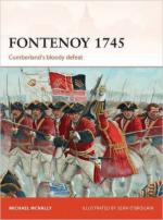 61782 - McNally, M. - Campaign 307: Fontenoy 1745. Cumberland's Bloody Defeat