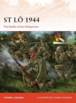61783 - Zaloga-Shumate, S.J.-J. - Campaign 308: St Lo 1944. The Battle of the Hedgerows