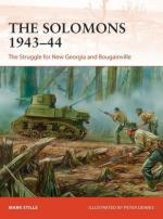 64848 - Stille-Dennis, M.-P. - Campaign 326: Solomons 1943-44. The Struggle for New Georgia and Bougainville