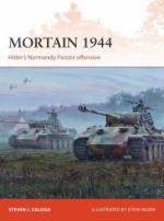 65749 - Zaloga-Noon, S.J.-S. - Campaign 335: Mortain 1944. Hitler's Normandy Panzer offensive