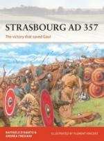 65750 - D'Amato-Frediani-Vincent, R.-A.-F. - Campaign 336: Strasbourg AD 357. The victory that saved Gaul