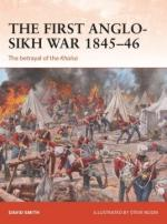 66527 - Smith-Noon, D.-S. - Campaign 338: First Anglo-Sikh War 1845-46. The Betrayal of the Khalsa