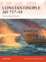 67047 - Sheppard-Turner, S.-G. - Campaign 347: Constantinople AD 717-18. The Crucible of History