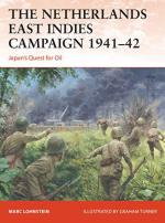68394 - Lohnstein-Turner, M.-G. - Campaign 364: Netherlands East Indies Campaign 1941-42. Japan's Quest for Oil