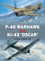 38039 - Molesworth-Laurier, C.-J. - Duel 008: P-40 Warhawk vs Ki-43 Oscar. China 1944-45