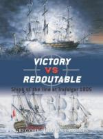 38040 - Fremont Barnes-Palmer, G.-I. - Duel 009: Victory vs Redoutable. Ships of the line at Trafalgar 1805
