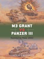 38041 - Rottman, G. - Duel 010: M3 Medium Tank vs Panzer III. Kasserine Pass 1943