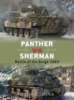 33170 - Zaloga, S.J. - Duel 013: Panther vs Sherman. Battle of the Bulge 1944