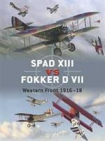 40741 - Guttman, J. - Duel 017: SPAD XIII vs Fokker D VII: Western Front 1916-18