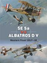 42955 - Guttman, J. - Duel 020: SE 5a vs Albatros D V. Western Front 1917-18