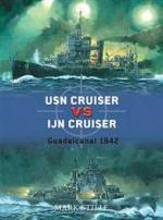 42957 - Stille, M. - Duel 022: USN Cruiser vs IJN Cruiser. Guadalcanal 1942