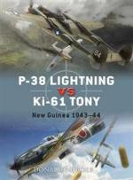 45682 - Njboer, D. - Duel 026: P-38 Lightning vs Ki-61 Tony. New Guinea 1943-44