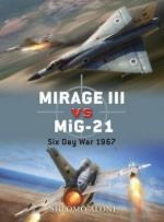 44563 - Aloni, S. - Duel 028: Mirage III vs MiG-21