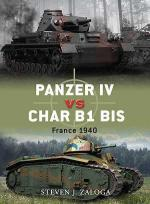 47722 - Zaloga-Chasemore, S.J.-R. - Duel 033: Panzer IV vs Char B1 bis. France 1940