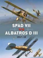 47725 - Guttman-Laurier, J.-J. - Duel 036: SPAD VII vs Albatros D III 1917-18