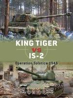 49421 - Higgins-Laurier, D.R.-J. - Duel 037: King Tiger vs IS-2. Operation Solstice 1945