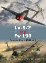 49423 - Khazanov-Laurier, D.-J. - Duel 039: La-5/7 vs Fw 190. Eastern front 1942-45