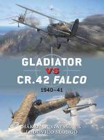 52370 - Gustavsson-Laurier, H.-J. - Duel 047: Gladiator vs CR.42 Falco 1940-41