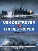 52371 - Stille-Palmer-Rava, M.-I.-G. - Duel 048: USN Destroyer vs IJN Destroyer. The Pacific 1943