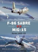 53587 - Dildy-Laurier, D.-J. - Duel 050: F-86 Sabre vs MiG-15. Korea 1950-53