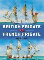 53589 - Lardas-Dennis, M.-P. - Duel 052: British Frigate vs French Frigate 1793-1814
