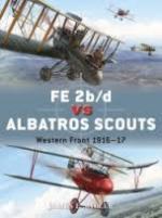 55448 - Miller-Laurier, J.F.-J. - Duel 055: FE 2b/d vs Albatros Scouts. Western Front 1916-17