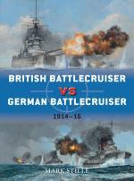 54571 - Stille-Wright, M.-P. - Duel 056: British Battlecruiser vs German Battlecruiser 1914-16