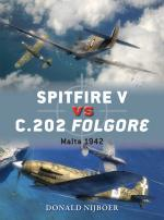 55452 - Nijboer-Laurier, D.-J. - Duel 060: Spitfire V vs C.202 Folgore 1942-43