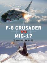56893 - Mersky-Laurier, P.-J. - Duel 061: F-8 Crusader vs MiG-17. 1966-72