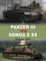 56895 - Zaloga-Chasemore, S.J.-R. - Duel 063: Panzer III vs Somua S 35. Belgium 1940