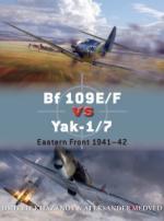 57375 - Khazanov-Laurier, D.-J. - Duel 065: Bf 109 E vs Yak-1/7. Eastern Front 1941-42