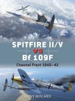 57377 - Holmes-Laurier, T.-J. - Duel 067: Spitfire II/V vs Bf 109F