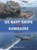 58768 - Stille, M. - Duel 076: US Navy Ships vs Kamikazes 1944-45