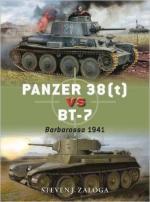 61785 - Zaloga, S.J. - Duel 078: Panzer 38(t) vs BT-7
