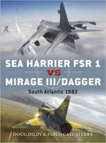 62942 - Dildy-Calcaterra-Laurier-Hector, D.-P.-J.-G. - Duel 081: Sea Harrier FSR.1 vs Mirage III/Dagger. South Atlantic 1982