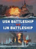 63098 - Stille-Gilliland-Wright, M.-A.-P. - Duel 083: USN Battleship vs IJN Battleship. The Pacific 1942-44