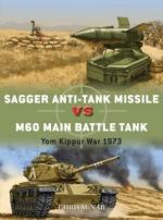 64053 - McNab, C. - Duel 084: Sagger Anti-Tank Missile vs M60 Main Battle Tank