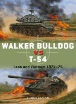 65765 - McNab-Gilliland-Shumate, C.-A.-J. - Duel 094: Walker Bulldog vs T-54. Laos and Vietnam 1971-75