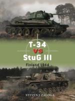 66542 - Zaloga-Chasemore, S.J.-R. - Duel 096: T-34 vs StuG III. Finland 1944
