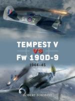 66543 - Forsyth-Laurier-Hector, R.-J.-G. - Duel 097: Tempest V vs Fw 190D-9. 1944-45