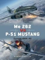 66546 - Forsyth-Laurier-Hector, R.-J.-G. - Duel 100: Me 262 vs P-51 Mustang