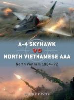 17277 - Davies-Laurier-Hector, P.-J.-G. - Duel 104: A-4 Skyhawk vs North Vietnamese AAA. North Vietnam 1964-72