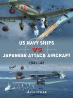 17320 - Stille-Laurier, M.-J. - Duel 105: US Navy Ships vs Japanese Attack Aircraft 1941-42