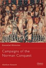 21924 - Bennett, M. - Essential Histories 012: Campaigns of the Norman Conquest