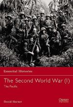23184 - Horner, D. - Essential Histories 018: Second World War (1) The Pacific