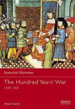 23657 - Curry, A. - Essential Histories 019: Hundred Years' War. 1337-1453