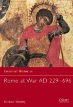 23167 - Whitby, M. - Essential Histories 021: Rome at War AD 293-696